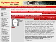 Mr E Mixtape Review at HipHopStyles