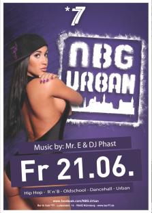 Mr. E NBG Urban 2106