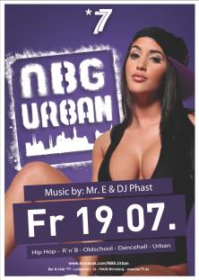 Mr. E NBG Urban
