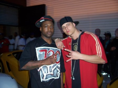 Mr. E with Freekey Zekey, Dipset