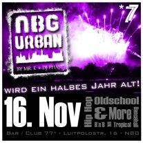 "Mr. E at NBG Urban ""NBG Urban wird ein halbes Jahr alt"" Club / Bar *77, Nürnberg Germany"