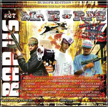 RAP US Magazine Sampler by MR E